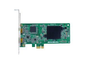AverMedia Full HD HDMI 1080P 60FPS PCIe Capture Card