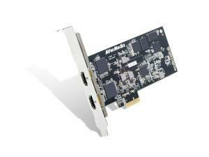 AverMedia 1080p30 HDMI Dual-Channel H.264 H/W Encode PCIe Video Capture Card