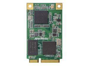 AverMedia 1080p60 H.264 H/W Encode Mini PCIe Video Capture Card - Extended Temperature Range