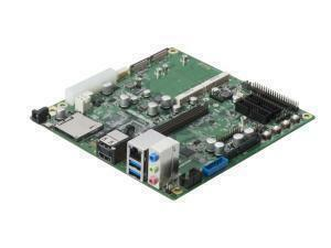 AverMedia Mini-ITX Carrier Board with Dual Mini PCIe Support for NVIDIA Jetson TX1 and Jetson TX2