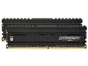 Ballistix Elite 16GB 2 x 8GB DDR4 2666MHz Dual Channel Memory Kit