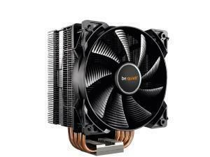 *B-stock item 90 days warranty* - be quiet! BK009 Pure Rock CPU Cooler with 120mm Silent Wings Fan
