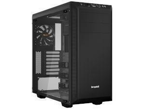 Be Quiet! Pure Base 600 Tempered Glass Edition Black