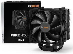 bequiet! PURE ROCK 2 Black AMD / Intel CPU Cooler
