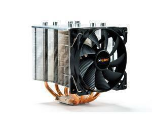 be quiet! BK013 Shadow Rock 2 CPU Cooler with 120mm Silent Wings Fan