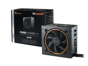 BeQuiet! pure power 11 500W CM PSU/Power Supply