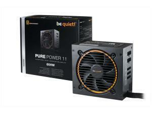 BeQuiet! pure power 11 600W CM PSU/Power Supply