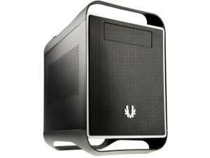 BitFenix Prodigy Mini-ITX Cube Case - Midnight Black- No PSU