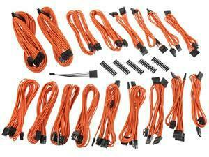 BitFenix Alchemy 2.0 PSU Cable Kit CSR-Series - Orange