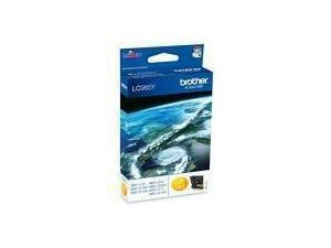 Brother LC-985Y Yellow Ink Cartridge