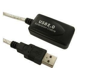 USB 2.0 Active Extension Cable 5m- Type A male to A female