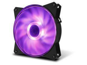 *B-stock item-90 days warranty*Cooler Master MasterFan MF121L RGB Fan