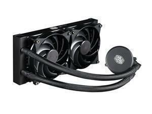 Cooler Master MasterLiquid 240 All-in-One CPU Cooler - Intel/AMD - LGA2066 Support