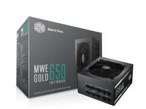 Cooler Master MWE 650W 80 Plus Gold Power Supply