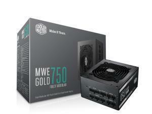 Cooler Master MWE 750W 80 Plus Gold Power Supply