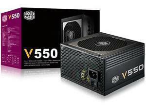 Cooler Master V Series V550 ATX Power Supply