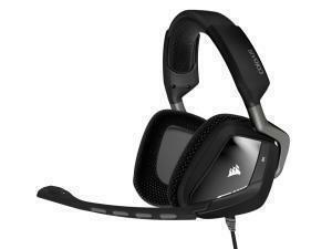 *Ex-display item-90 days warranty*Corsair VOID USB Carbon Dolby 7.1 Gaming Headset