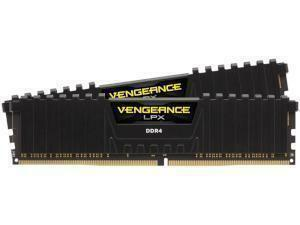 *B-stock item - 90 days warranty*Corsair Vengeance LPX Black 16GB 2x 8GB 2666MHz DDR4 Dual Channel Memory RAM Kit