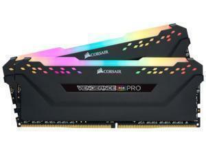 *B-stock item - 90 days warranty*Corsair Vengeance RGB Pro 16GB (2x8GB) DDR4 2666MHz Dual Channel Kit
