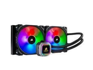 *B-stock - 90 days warranty*CORSAIR Hydro Series H115i RGB PLATINUM 280mm All-In-One CPU Cooler