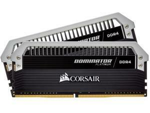 Corsair Dominator Platinum 8GB 2x4GB DDR4 PC4-28800 3600MHz Dual Channel Kit