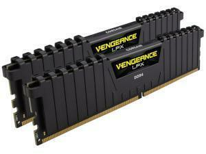 Corsair Vengeance LPX Black 32GB 2x16GB DDR4 3600MHz Dual Channel Memory RAM Kit AMD Ryzen Edition