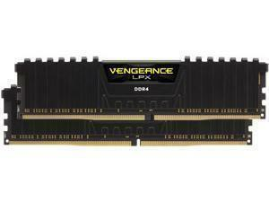 Corsair Vengeance LPX Black 8GB 2x4GB DDR4 PC4-17000 2133MHz Dual Channel Kit
