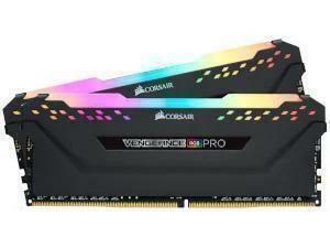 Corsair Vengeance RGB Pro 16GB 2x8GB DDR4 3000MHz Dual Channel Memory RAM Kit