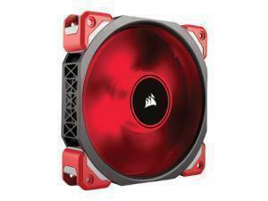Corsair ML120 PRO LED Red 120mm Premium Magnetic Levitation Fan