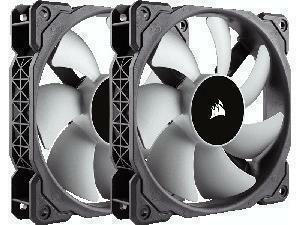 Corsair ML140 PRO 140mm Premium Magnetic Levitation Fan - Twin Pack