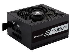 CORSAIR TX850M 850W 80 Plus Gold Power Supply