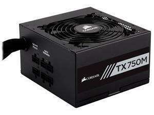 CORSAIR TX750M 750W 80 Plus Gold Power Supply