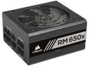 CORSAIR RMx Series RM650x 2018 80 PLUS Gold Fully Modular ATX Power Supply