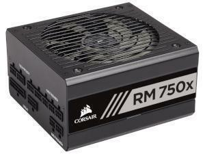 CORSAIR RMx Series RM750x 2018 80 PLUS Gold Fully Modular ATX Power Supply