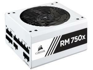 CORSAIR RM750X White Series 750 Watt Power Supply
