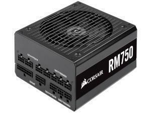 CORSAIR RM Series RM750 80 PLUS Gold Fully Modular ATX Power Supply
