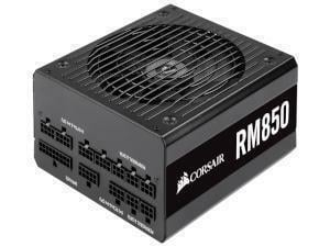 CORSAIR RM Series RM850 80 PLUS Gold Fully Modular ATX Power Supply
