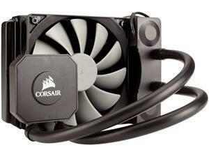 Corsair H45 Liquid CPU Cooler 120mm AiO - LGA2066 Supported