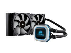 Corsair Hydro Series H100i PRO Liquid CPU Cooler