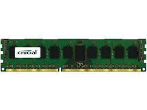 Crucial 8GB 1x8GB 1600MHz DDR3 ECC UDIMM 1.35v