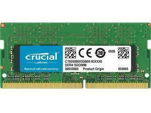 Crucial 16GB DDR4 2666MHz SO-DIMM Memory RAM Module