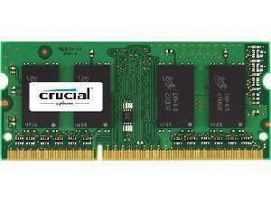 Crucial 16GB 1x16GB PC3-12800 DDR3L 1600MHz SODIMM Module