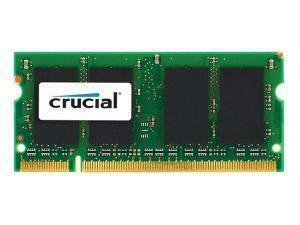 Crucial 2GB (1x2GB) DDR2 PC2-6400 800MHz SODIMM Module