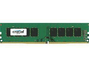 Crucial 4GB 1x4GB DDR4 PC4-17000 2133MHz Single Module
