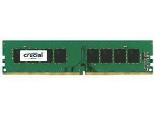 Crucial 4GB DDR4 2400MHz ECC UDIMM memory module