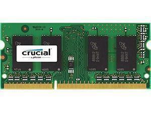 Crucial 4GB DDR3L / DDR3 1600MHz SO-DIMM Memory RAM Module
