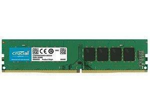 Crucial 8GB (1x8GB) DDR4 2666MHz Single Module