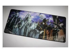 Ducky x Pili Glove Puppetry Show Mouse Pad Chaos 800 x 350mm