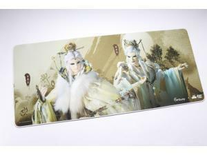 Ducky x Pili Glove Puppetry Show Mouse Pad Justice 800 x 350mm