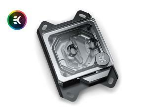 EKWB EK-Velocity RGB - AMD Nickel plus Plexi CPU Waterblock
